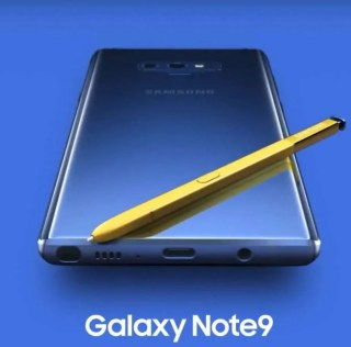 Samsung Unveil the Galaxy Note9