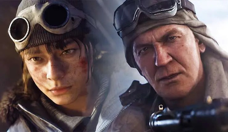 WATCH: Official Battlefield V Single Player Campaign Trailer