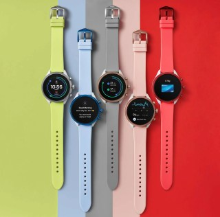 Fossil Sport Smartwatch with Qualcomm 3100 announced