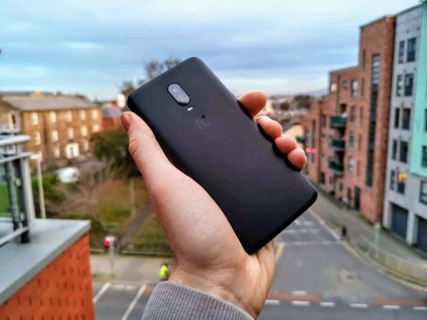 OnePlus 6T Rear