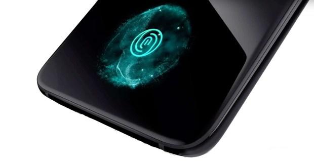 OnePlus 6T Fingerprint Reader