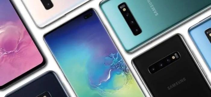 Samsung Announce New Galaxy S10, S10+ & S10e