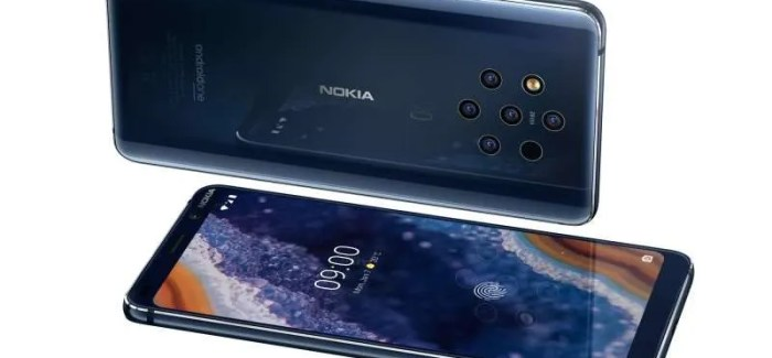 Nokia unveil the Nokia 9 PureView with FIVE Rear Cameras & More at MWC 2019