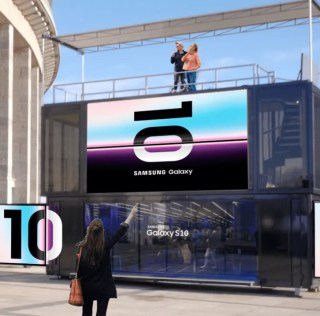 Samsung Galaxy S10 Experience arriving in cities across Ireland next week