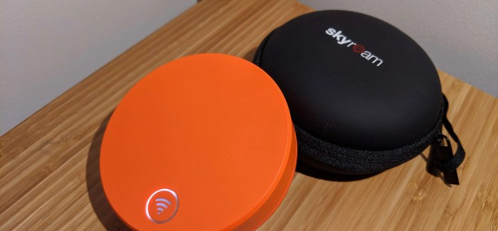 REVIEW: Skyroam Solis – A Global WiFi HotSpot Device