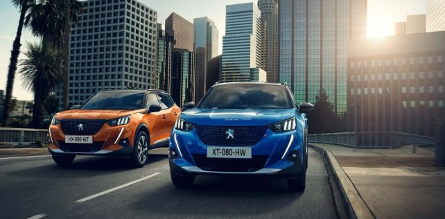 PEUGEOT ELECTRIC REVOLUTION CONTINUES AS NEW 2008 SUV BREAKS COVER