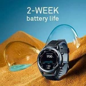 Huawei Watch GT Battery Life