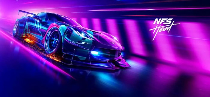 WATCH: Brand new 'Need for Speed Heat' trailer