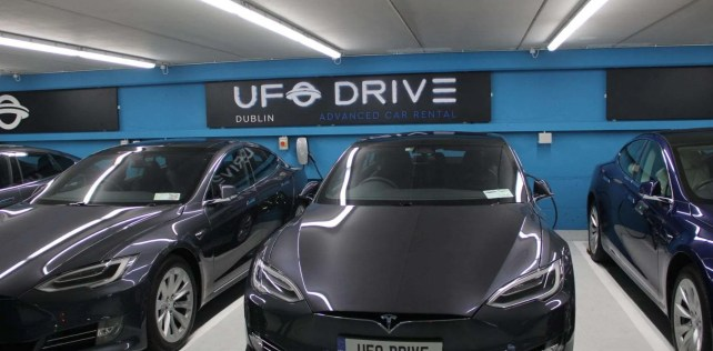 REVIEW: UFODRIVE – Electric Vehicle App Based Car Rental