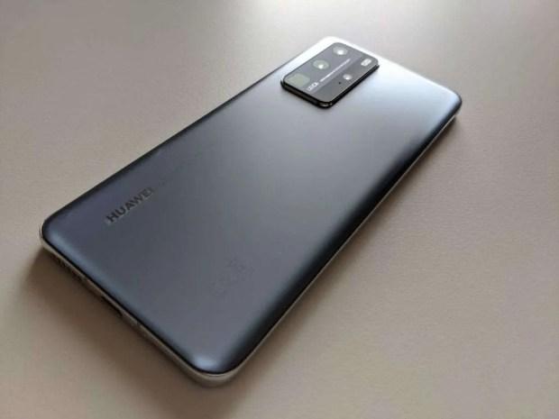 Huawei P40 Pro rear