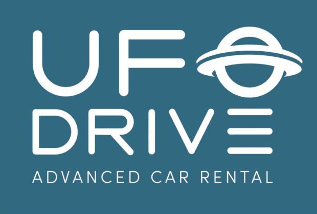 UFO DRIVE Logo