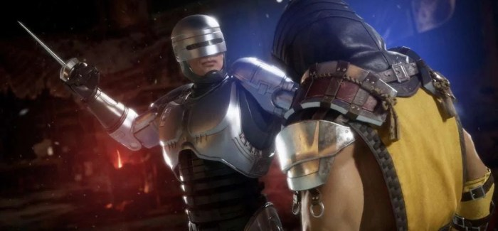 WATCH: New Mortal Kombat 11: Aftermath DLC Trailer