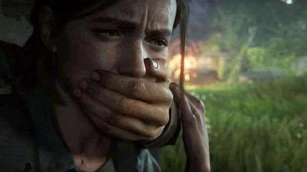 The Last of Us Part II Ellie Hand