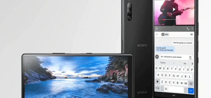 REVIEW: Sony Xperia L4 – Mid Range Sony Smartphone