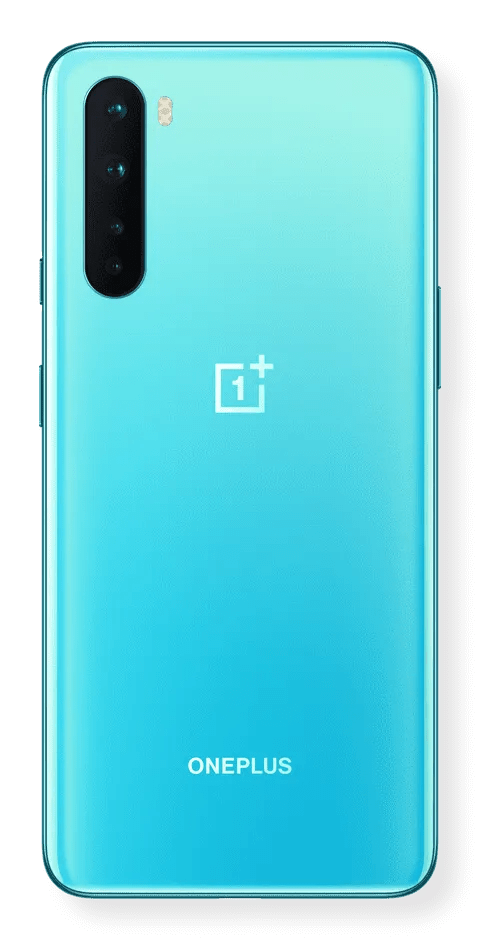 OnePlus Nord Blue Marble
