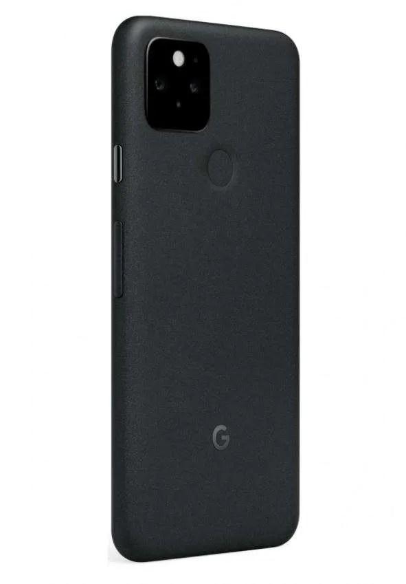 Google Pixel 5 rear black