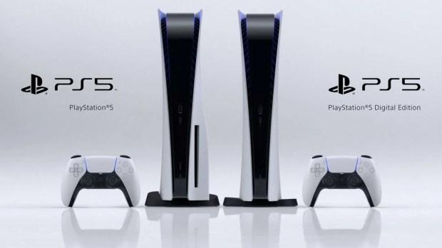 PlayStation 5 models
