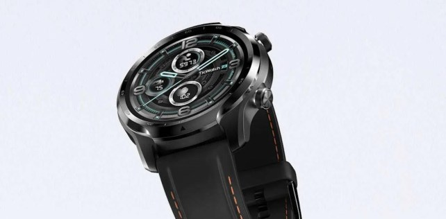 Mobvoi Launches TicWatch Pro 3 GPS with Qualcomm's new Snapdragon Wear 4100 chip