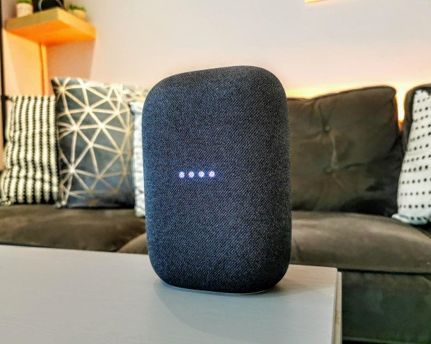 Google Nest Audio Charcoal