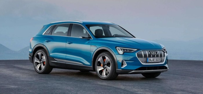 REVIEW: Audi e-tron 55 quattro – Is this the best luxury Electric SUV?