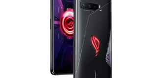 ROG Phone 3 Front and Back