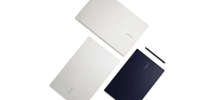 Samsung announces 3 new Galaxy Book devices for Ireland