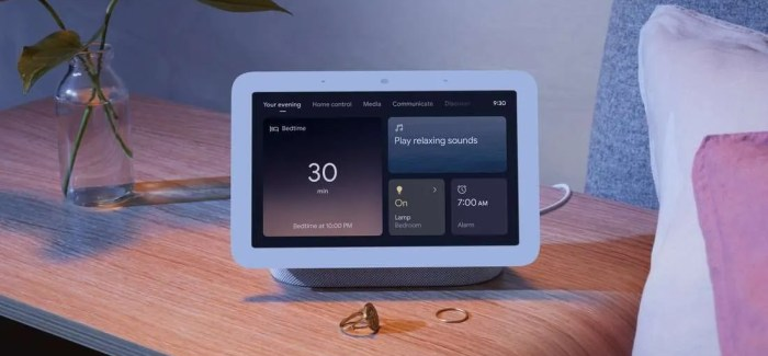 Google announces 2nd Gen Nest Hub with sleep tracking tech