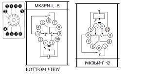 11 Pin Relay Socket Wiring Diagram  Somurich