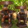 Elephant Stools 20 Inch $145 16 inch $99