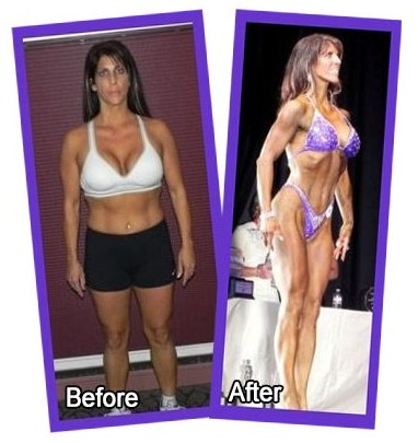 figure competitor over 40