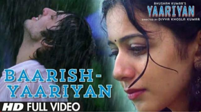 Baarish Yaariyan Lyrics in Hindi