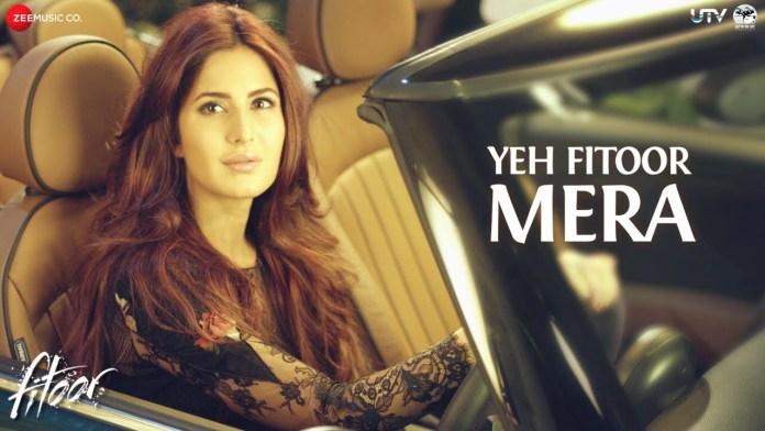 Yeh Fitoor Mera Lyrics in Hindi