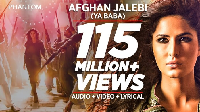 Afghan Jalebi Lyrics In Hindi