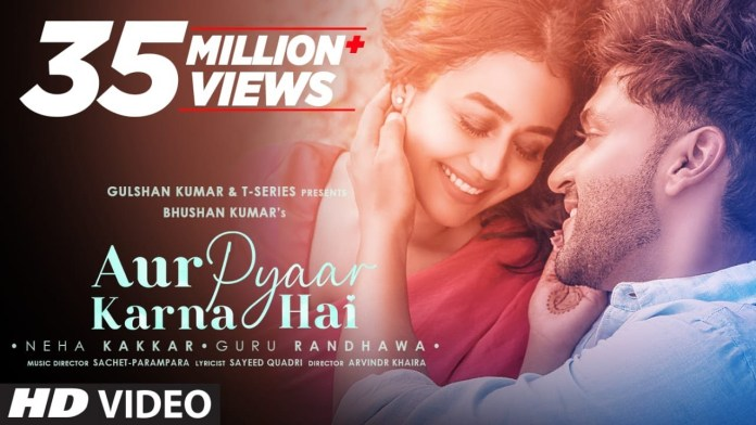 Aur Pyaar Karna Hai Lyrics in Hindi