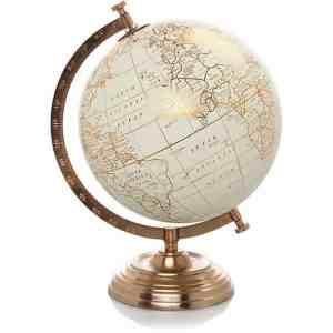 copper effect globe