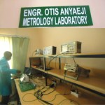 Otis Anyaeji Metrology Laboratory