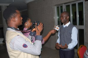 Aremo Olusiji Balogun, Lead Facilitator, Successory Nigeria Limited speaking to journalists at the event