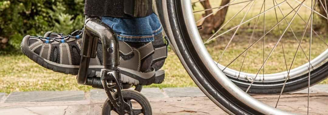 Disability Pay Gap Image
