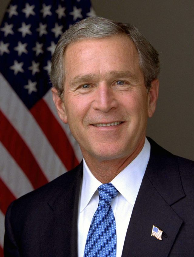 george w. bush and the christian right