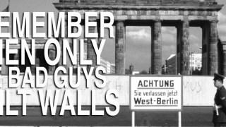 building walls