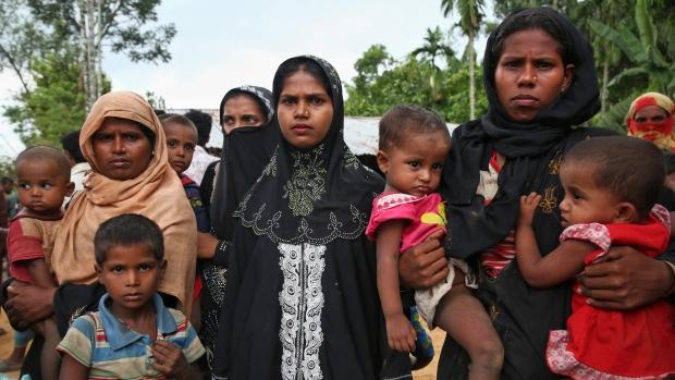 rohingya fact sheet