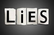 world's lies