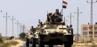 danger in Egypt