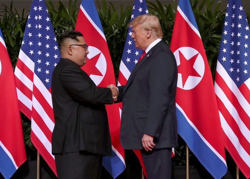 north korea meetings