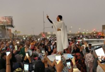 sudan backgrounder protests