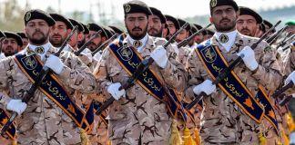Islamic Revolutionary Guard Corps