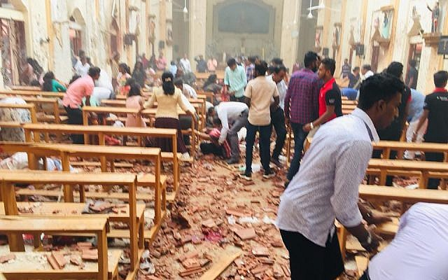 sri lanka attacks who is my neighbor