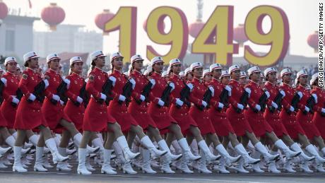 70 Year Communist Anniversary in China