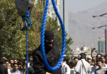 executions in iran