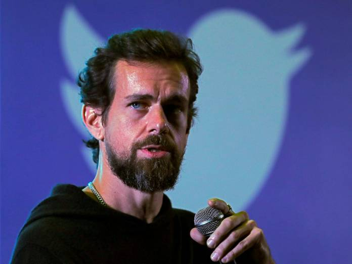 jack dorsey and twitter